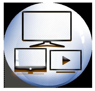 Monitores y Televisión